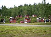 We have 16 cabins with refrigerator, coffeemachine, cookingplate.